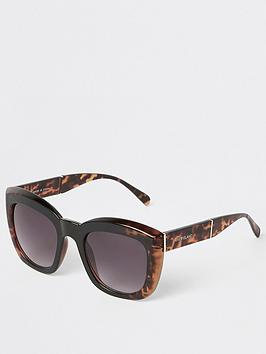 river-island-river-island-oversized-tortoiseshell-sunglasses-brown