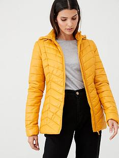 v-by-very-ultra-shiny-padded-jacket-mustard
