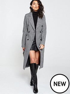 v-by-very-statement-dogtooth-coat-black-white
