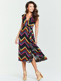 michelle-keegan-burnout-midi-dress-multi
