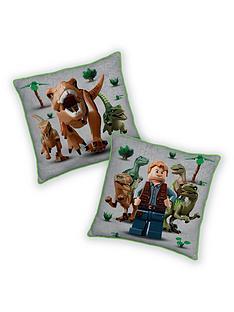 lego-jurassic-world-dinosaur-canvas-cushion