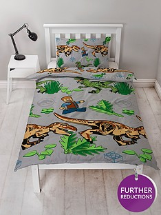 lego-jurassic-world-foliage-single-duvet-cover-set