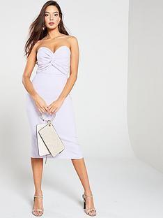 river-island-river-island-twist-bodycon-mini-dress-lilac