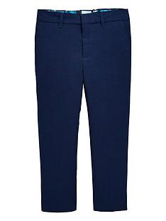 6fa12933d4247 Baker by Ted Baker Boys Formal Trousers - Navy