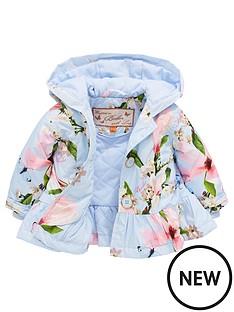 baker-by-ted-baker-baby-girls-floral-lightweight-coat-blue