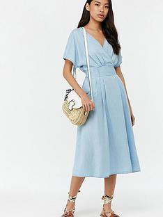 monsoon-talia-tencel-midi-dress-blue