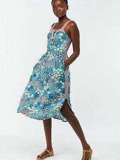 monsoon-diego-print-midi-dress-blue