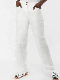 monsoon-emma-regular-linen-trousers-white