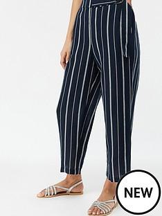 monsoon-mindy-stripe-linen-trousers-navy