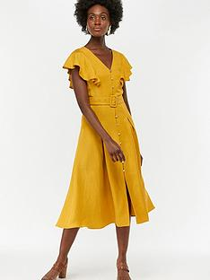 2d28a765f0e87 Yellow | Monsoon | Dresses | Women | www.littlewoodsireland.ie