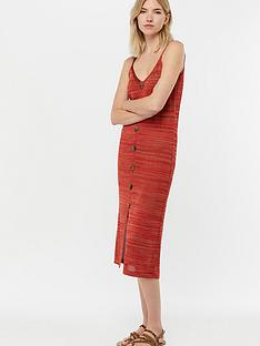 monsoon-kendra-knitted-space-dye-dress-rust