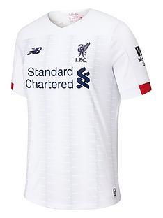 cc2163cdd New Balance New Balance Liverpool Fc Mens 19/20 Away Short Sleeved Shirt