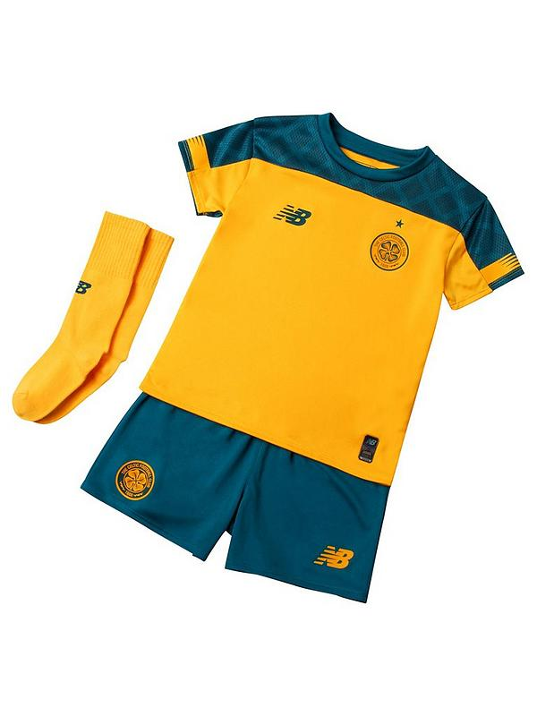 New Balance Celtic Fc Away 1920 Infant Kit
