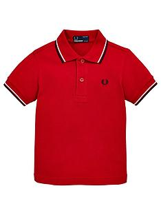 fred-perry-boys-twin-tipped-short-sleeve-polo-shirt-red