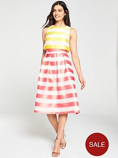 v-by-very-stripe-jacquard-prom-dress-pinkyellownbspbr-br