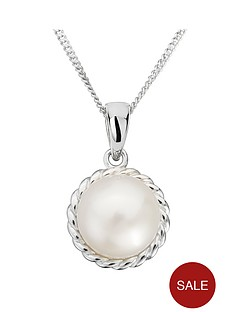 love-pearl-sterling-silver-genuine-freshwater-pearl-10mm-twist-pendant-necklace