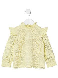 127655dfd4f Yellow   River island mini   Girls clothes   Child & baby   www ...