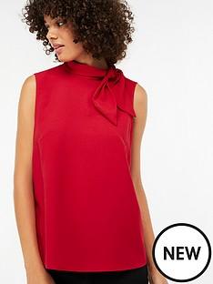 monsoon-tori-tie-neck-sleeveless-blouse