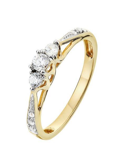 love-diamond-9ct-gold-23-point-diamond-trilogy-ring
