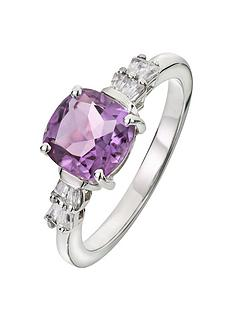 love-gem-9ct-white-gold-cushion-cut-amethyst-14-point-diamond-baguette-ring
