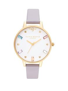 olivia-burton-olivia-burton-rainbow-bee-white-crystal-set-and-gold-detail-demi-dial-parma-violet-leather-strap-ladies-watch