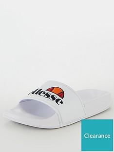 ellesse-filippo-sliders-white