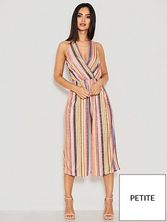 ax-paris-petite-striped-halter-neck-jumpsuit-multi