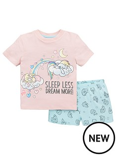 my-little-pony-girlsnbspshorty-pyjamas-multi