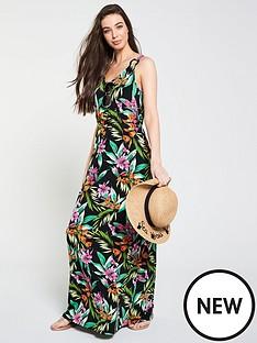 v-by-very-maxi-dress-tropical-print