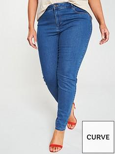 monsoon-curve-nadine-over-lap-pocket-jeans-blue