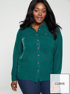 monsoon-curve-hunter-horn-button-shirt-teal