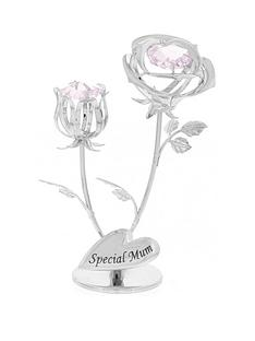 crystocraft-chrome-plated-rose-rose-bud-special-mum
