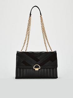 v-by-very-chrissie-patchwork-quilted-shoulder-bag-black
