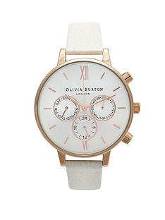 olivia-burton-oliva-burton-white-and-rose-gold-detail-chronograph-dial-mink-leather-strap-ladies-watch