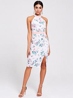 paper-dolls-paper-dolls-racer-neck-floral-bodycon-dress