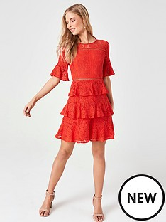 girls-on-film-tiered-lace-dress-red