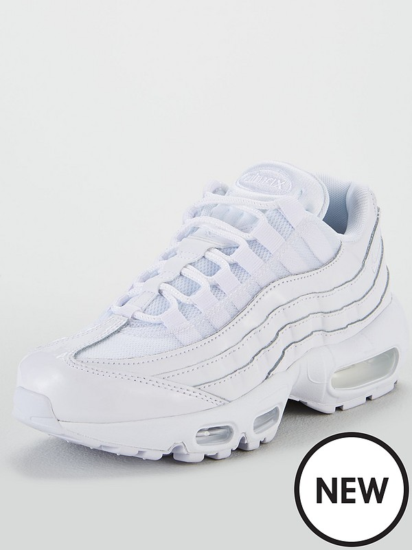 meilleur service cd13e f74e5 Air Max 95 - White