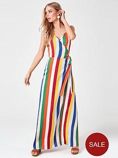 girls-on-film-nash-candy-stripenbspstrappy-maxi-dress-multi