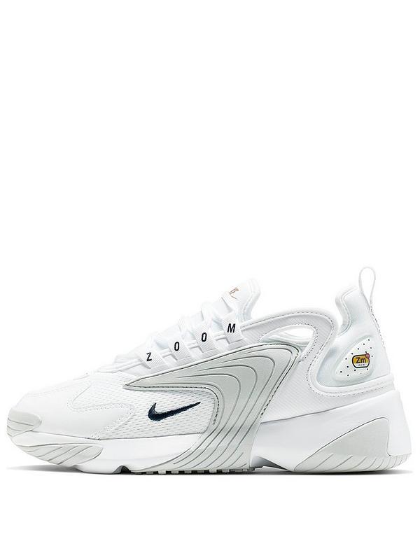 Wmns Nike Zoom 2k - White