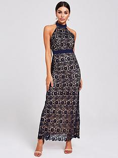 paper-dolls-high-neck-crochet-maxi-dress