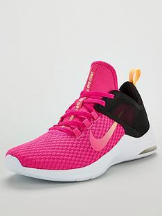 f3f7b10c0482f Nike Air Max Bella Tr 2 - Pink Black