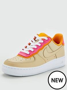 on sale 047f9 abc56 Nike Air Force 1  07 Se - Beige