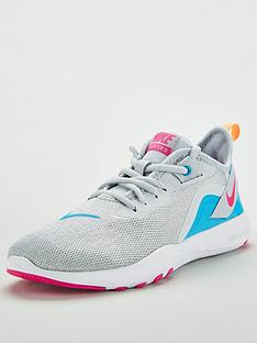 8c1ac9eed0524 Nike Flex Trainer 9 - White Blue