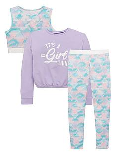 v-by-very-girls-3-piece-its-a-girl-thing-sweat-crop-top-and-leggings-active-outfit-multi