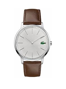 lacoste-lacoste-silver-dial-brown-leather-strap-mens-watch