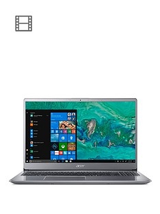 acer-swift-3-intelreg-coretrade-i3-8130u-4gb-ram-256gb-ssd-156in-laptop-with-optional-ms-office-home-365-silver
