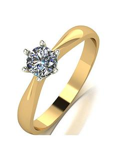 moissanite-9ct-gold-033ct-eq-moissanite-solitaire-ring