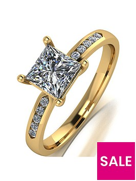 moissanite-9ct-gold-115-carat-eq-moissanite-square-solitaire-ring-with-set-shoulders