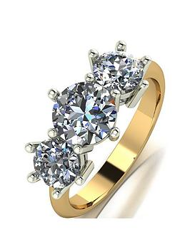 moissanite-9ct-gold-25-carat-eq-moissanite-square-trilogy-ring