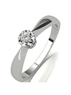 starlight-starlight-9ct-gold-14-carat-eq-diamond-illusion-set-solitaire-ring